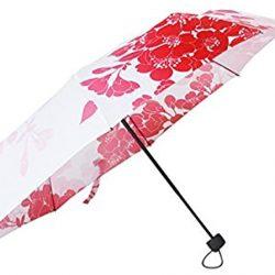 Parapluie | Classique | Transparent | Chine | vent | Pliage | femme | Double usa
