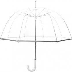 Parapluie Cloche Transparent Zairmb Long , Ouverture Automatique Anti|Vent Forme