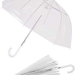 Parapluie Le Monde du Parapluie| Parapluie, PERLETTI12019CLOCHETRANSPARENTE, Transparent,