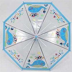 Parapluie Doletta Mignon Animal Enfant Pluie Transparent Cla