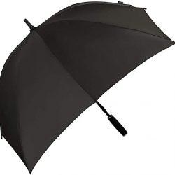 Parapluie Homme XXL Stable 2 Personnes Femme Maxi Noir