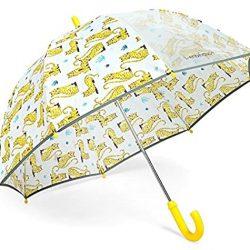Parapluie Les enfants des hommes et des femmes | | | sécurité | | Transparent |