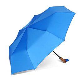 Parapluie Enfant Tête de Canard créative Manuel Triple Pluie Femmes Mem Umbrellas Migno