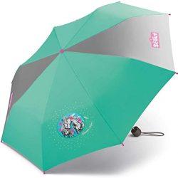 Parapluie Enfant Summer Green pour Enfant avec Grandes Surfaces réfléchissantes Vert