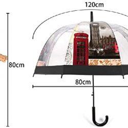 Parapluie Madame Métal Building Street View Transparent De C