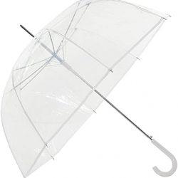 Parapluie Cloche Transparent pour Femme | Parfait pour Mariage et Cérémonie | Sy