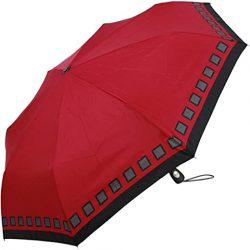 Parapluie Homme pliants Femme Rouge rouge 101 cm