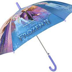 Parapluie Enfant Frozen 2 Anna et Elsa Enfants – La Reine des Neiges II Accessoires de