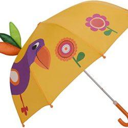 Parapluie Enfant Pop up pour Enfant avec sécurité Ouverte et Fermeture | 3-7 Ans