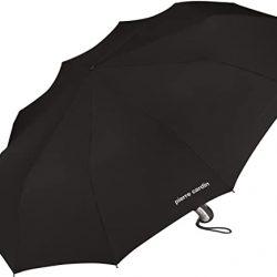 Parapluie Homme noir pour pierre cardin