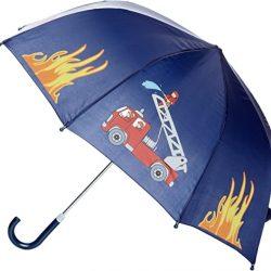 Parapluie Enfant garçon 448590 Pompiers Design