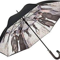 Parapluie Homme Automatique Femme Art Double Épaisseur Gustave Caillebotte: Pari