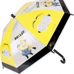 Parapluie Enfant Goggle JauneTaille Unique Garçon