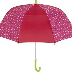 Parapluie Enfant Regenschirm Erdbeeren Rose (Pink 18)Taille Unique Fille